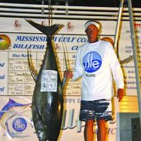 2nd Place Tuna Winner