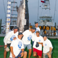 "2nd Place Blue Marlin |  Photo by <a href=""http://www.mgcbcphotos.com/alariclambert/alaricLambert/Home.html"" target=""_blank""> Alaric Lambert</a>"