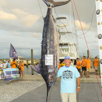 2nd Place Blue Marlin | Photo by Alaric Lambert